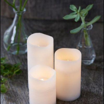 3 candel